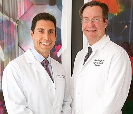 Dr. Kevin J. Cross and Dr. Thomas D. Griffin